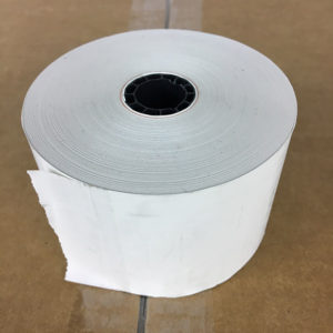 "2 5/16"" Inch x 400' Foot Thermal Pump Register Printer Paper 12 Rolls /Case"