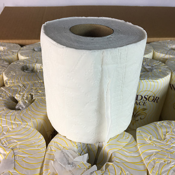 2 Ply Toilet Tissue Paper 96 Rolls Case