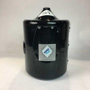 Wall Mount Wipe Dispenser - Grey