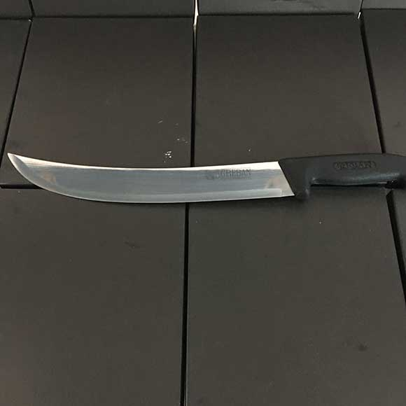 """12"""" Greban Cimetar Knife"""