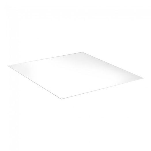 36 x 36 40lb white butcher paper table cover pre cut sheets